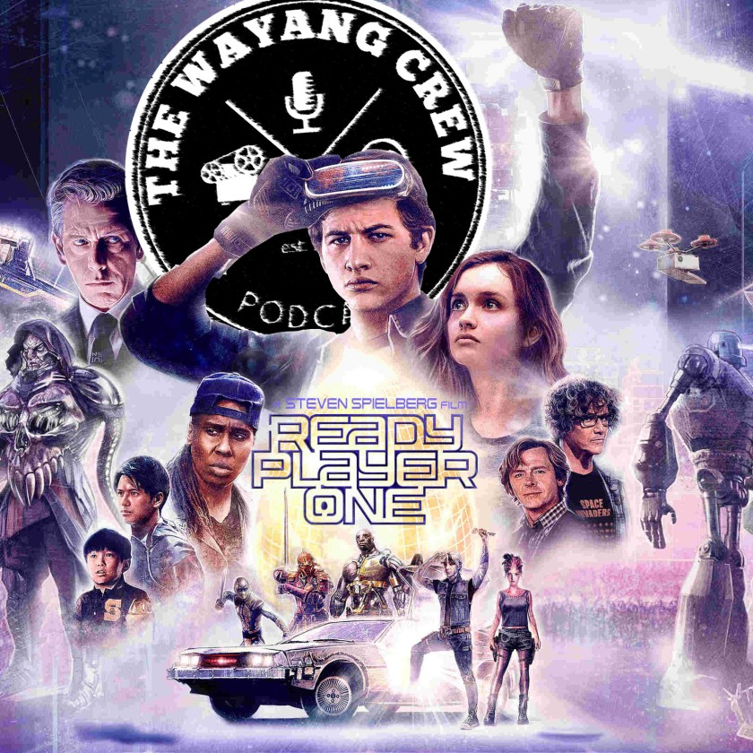 Episode 47 - Ready Player One REVIEW & MCU Recap Part 6