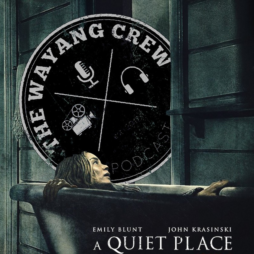 Episode 48 - A Quiet Place REVIEW & MCU Recap Part 7 (2)