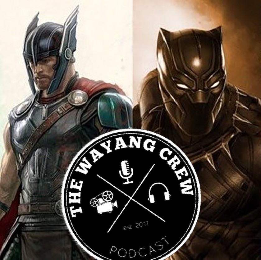 Episode 50 - MCU Recap Part 9