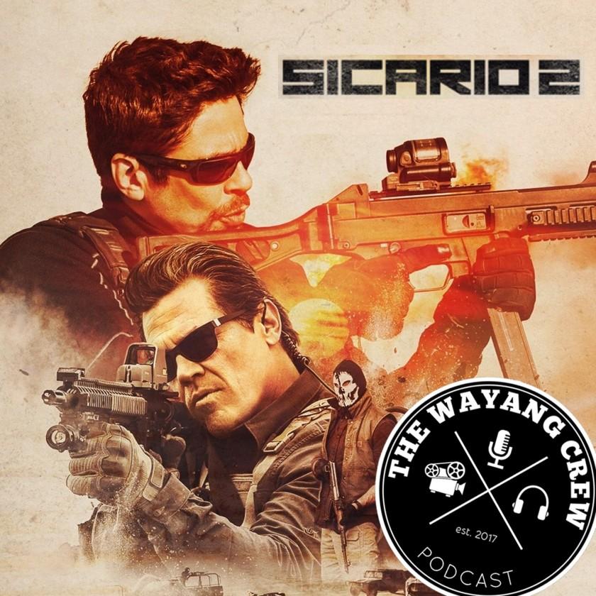 Episode 60 - Sicario 2 REVIEW