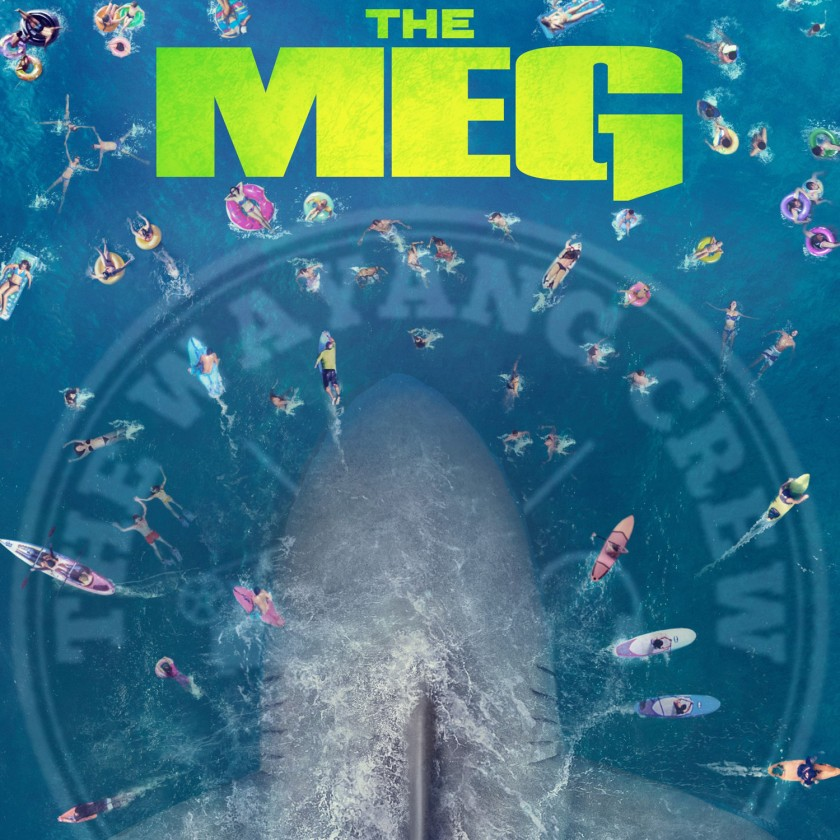 Episode 66 - The Meg REVIEW