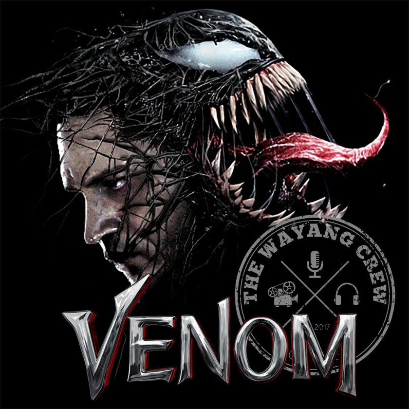 Episode 73 - Venom REVIEW