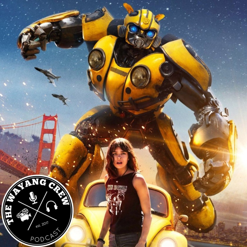 Episode 82 - Bumblebee REVIEW