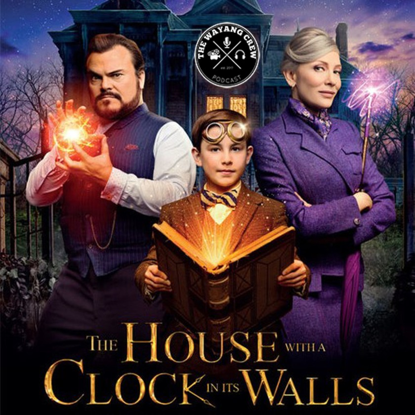 Episode 79 - The House With A Clock In Its Walls REVIEW
