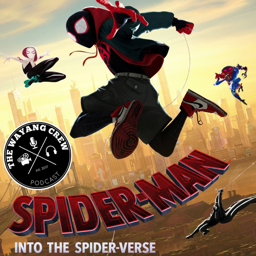 Episode 80 - Spiderman Into The Spider-Verse REVIEW