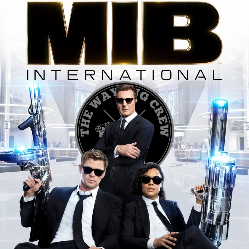 Episode 102 - Men In Black International REVIEW